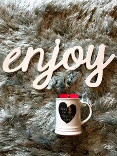 Ministry in a mug
