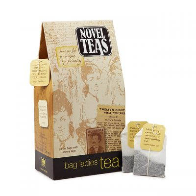 Novel Teas Uncommon Goods