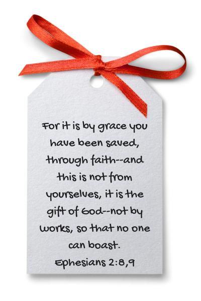 Ephesians 2:8,9