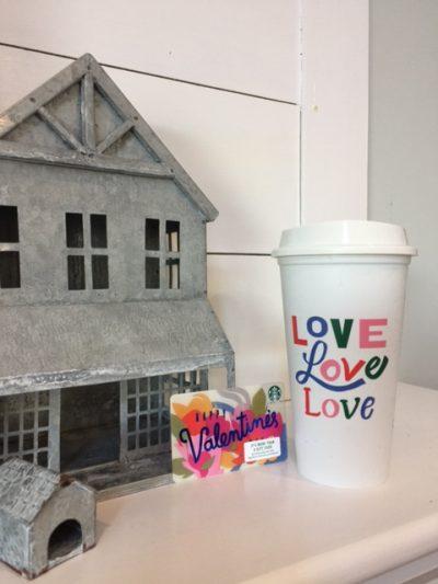 Starbucks Giveaway