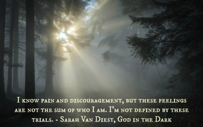 God in the Dark Sarah Van Diest