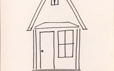 Tiny House Doodle