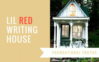 Lil Red Writing House