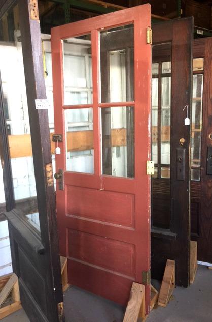Tiny House Front Door