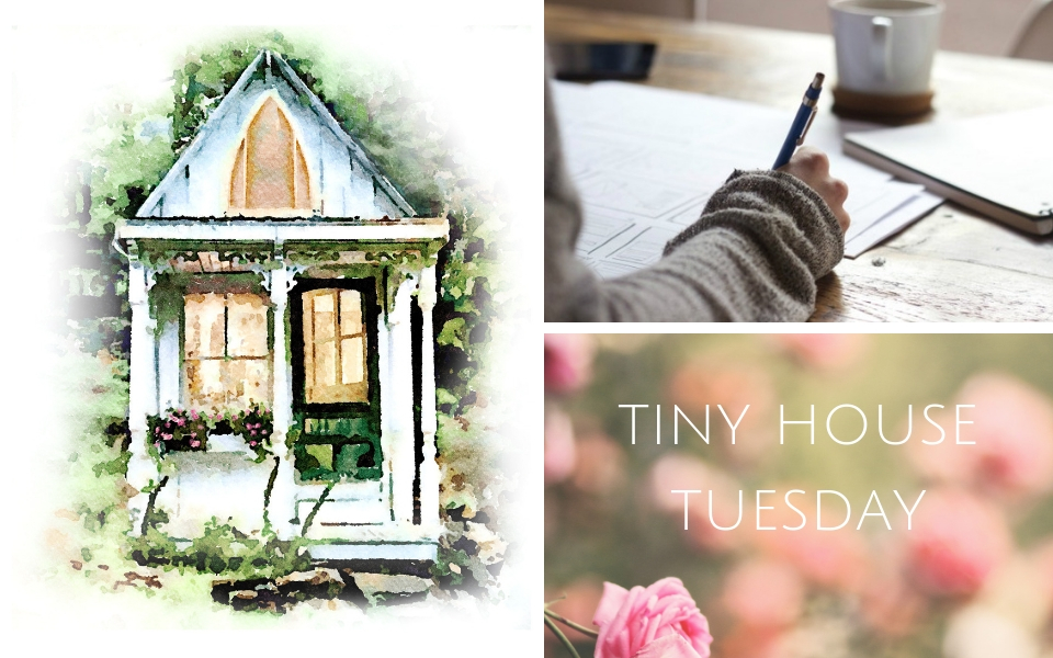 Tiny House Tuesday // With A Little Help From My Friend