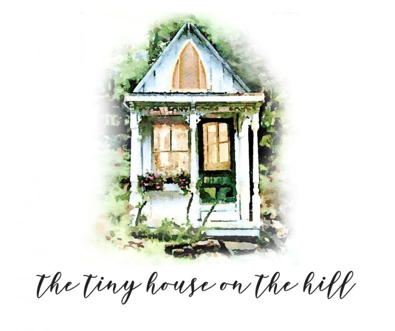 the tiny house on the hill
