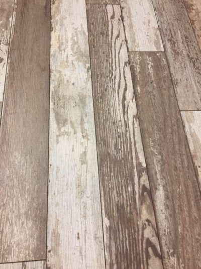 Tiny House Flooring