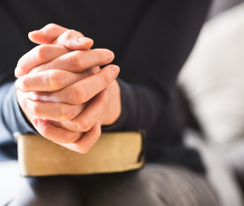 How to Pray by Listening // A Guest Post by Crickett Keeth